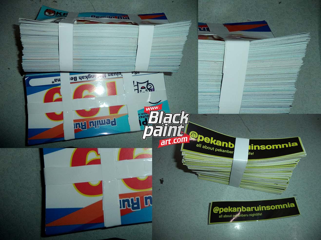 Apakah anda sedang mencari gimana cara pesan stiker murah di Pekanbaru